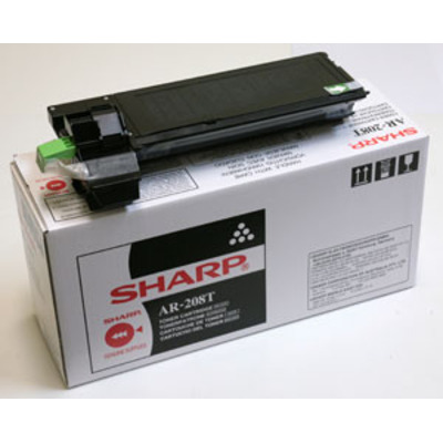 Sharp Black Pages 8.000 Toner - Zwart