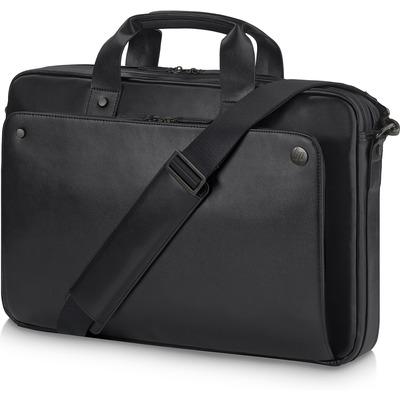 Hp laptoptas: Executive 14.1 Midnight Slim Top Load - Zwart