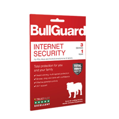BullGuard Internet Security 2019 Software