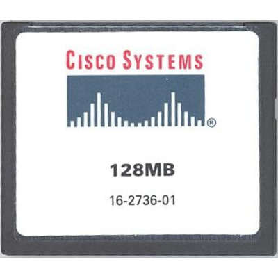 Cisco MEM-C4K-FLD128M= Networking equipment memory