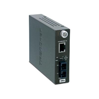 Trendnet TFC-110S30 Media converter - Grijs