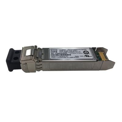 Hewlett Packard Enterprise X130 10G SFP+ LC LH80 tunable Netwerk tranceiver module