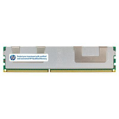 Hewlett packard enterprise RAM-geheugen: 4GB Quad Rank (PC3-8500) (Refurbished LG)