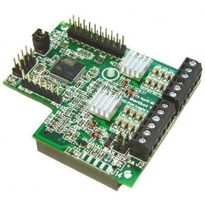 Raspberry Pi Gertbot Robotics Board for
