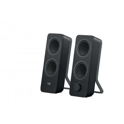 Logitech draagbare luidspreker: Z207 - Zwart