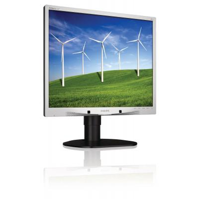 Philips monitor: Brilliance LCD-monitor met LED-achtergrondverlichting 19B4LPCS/00 (Refurbished LG)