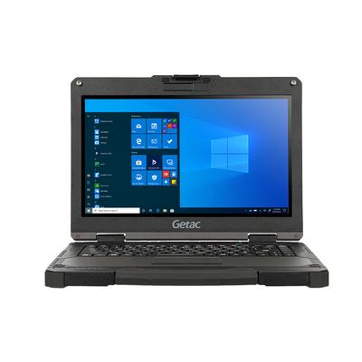 Getac B360 - QWERTZ Laptop - Zwart