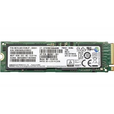 HP 512-GB TLC 2.5 solid-state schijf SSD