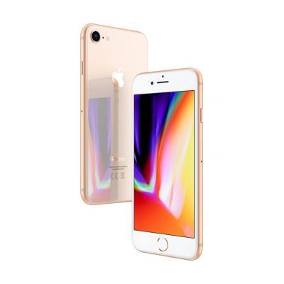 Apple smartphone: iPhone 8 256GBGold - Goud (Refurbished LG)