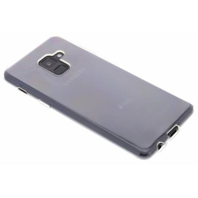 Selencia Transparante gel case voor de Samsung Galaxy A8 (2018) Mobile phone case - Doorschijnend