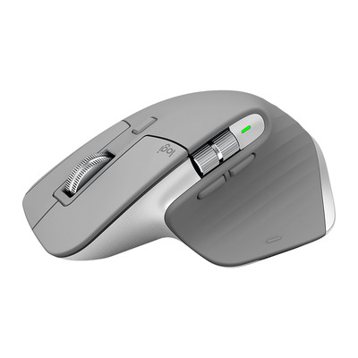 Logitech MX Master 3 voor Mac Computermuis - Grijs