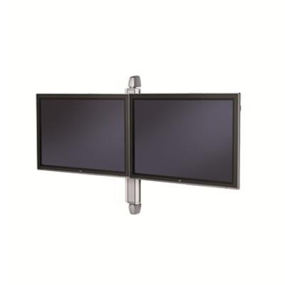 SMS Smart Media Solutions X WH 1455 Montagehaak - Aluminium, Wit