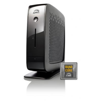 Igel thin client: UD6 W7+ - Zwart