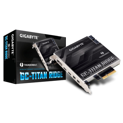 Gigabyte GC-TITAN RIDGE Interfaceadapter