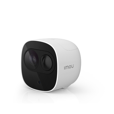 Imou Cell Pro Beveiligingscamera - Zwart,Wit