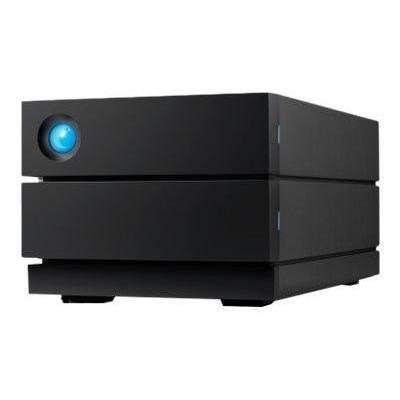 LaCie 2big RAID 4TB SAN - Zwart