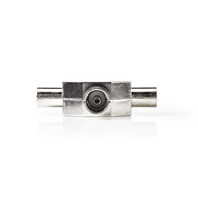 Nedis CSGP40950ME Kabel splitter of combiner - Zilver