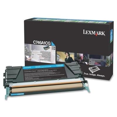Lexmark C746A1CG cartridge