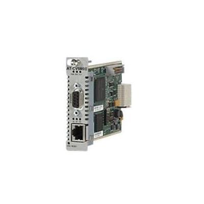 Allied Telesis Converteon™ series management line card Media converter