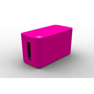 Bluelounge CableBox Mini Surge protector - Roze