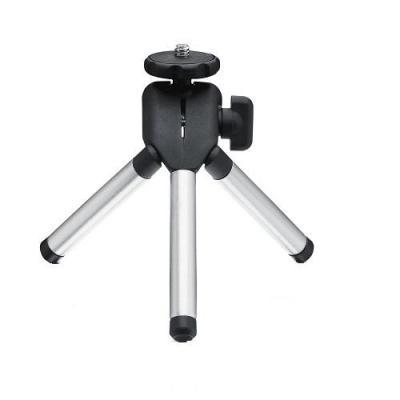 Dell tripod: Projector Height-Adjustable Tripod Stand, M110/ M115HD - Zwart, Zilver