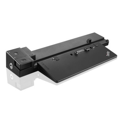 Lenovo docking station: 40A50230IT - Zwart