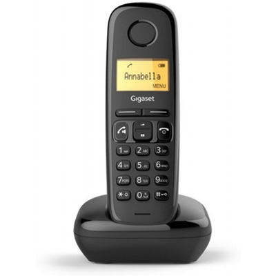 Gigaset A270 dect telefoon - Zwart