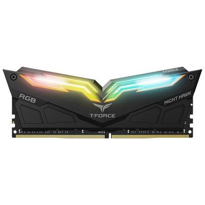 Team Group 16 (2x8) GB DDR4-4000, 288-pin UDIMM, Non-ECC, 1.35V, CL18-20-20-44, Intel XMP 2.0, Heatsink, RGB .....