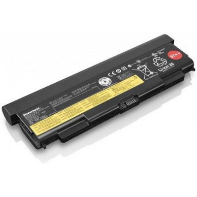 Lenovo batterij: Thinkpad 9cell - Zwart