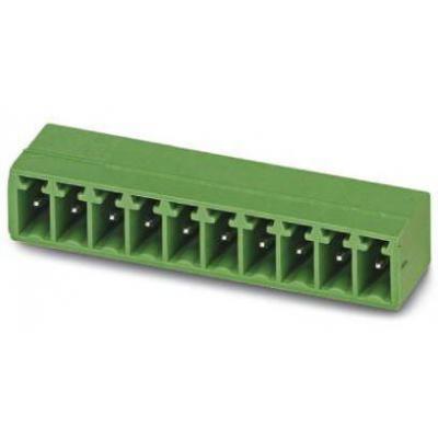 Phoenix Contact MC 1,5/3-G-3,81 elektrische aansluitklem - Groen