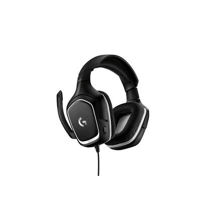 Logitech G G 332 SE Headset - Zwart, Wit