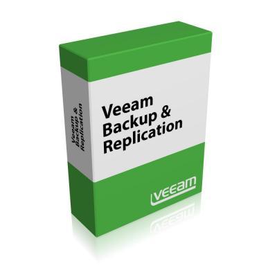 Veeam Backup & Replication Enterprise Plus for VMware, Upgrade Standard software licentie