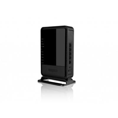 Sitecom wireless router: AC1200 Wi-Fi Dual-band Access Point - Zwart