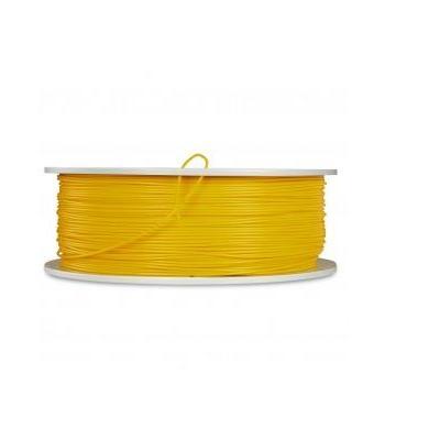 Verbatim 3D printing material: PLA Filament, 1.75mm, 1kg, Yellow - Geel