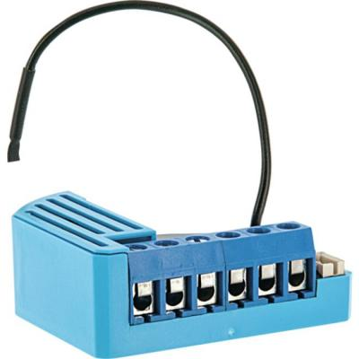 Schwaiger elektrische schakelaar, accessoire: Micro In-Wall Dimmer - Blauw