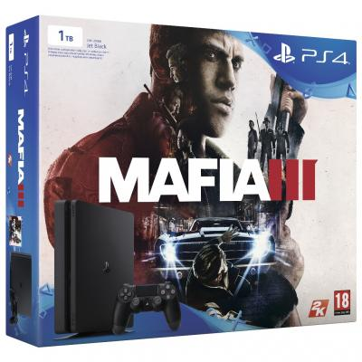 Sony spelcomputer: Special Price - PlayStation 4, Console + 1 TB + Mafia 3  PS4