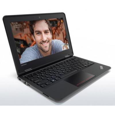 Lenovo laptop: ThinkPad 11e - Zwart