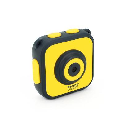 Easypix actiesport camera: Panox Champion - Geel
