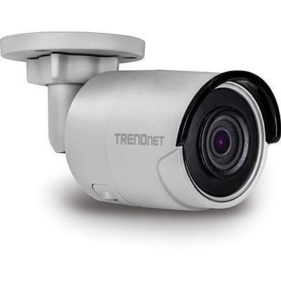 Trendnet TV-IP326PI - Indoor/Outdoor 2MP H.265 WDR PoE IR Bullet Network Camera Beveiligingscamera - Zilver