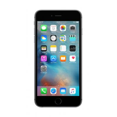 Apple smartphone: iPhone iPhone 6s Plus - Grijs 128GB (Refurbished LG)