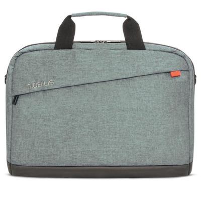 "Mobilis Briefcase for notebooks, 14-16"", Grey Laptoptas"