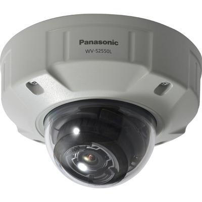 Panasonic WV-S2550L Beveiligingscamera - Zwart, Wit