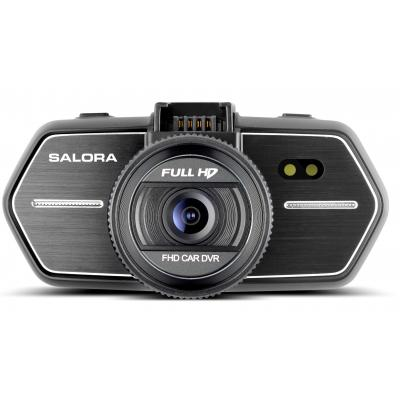 "Salora drive recorder: Een full HD Dashboard Camera met 2,7"" 16:9 TFT LCD display - Zwart"