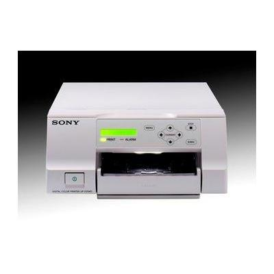 Sony : Dye Sublimation Thermal Printing, 423 dpi, 8 bit (256 levels), NTSC, 100 - 240V, 50/60Hz - Cyaan,Magenta,Geel