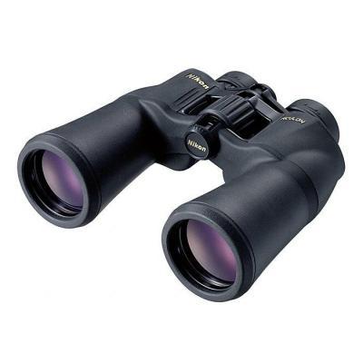 Nikon verrrekijker: Aculon A211 12x50 - Zwart