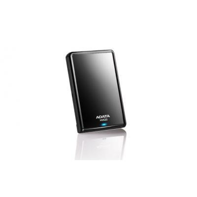Adata externe harde schijf: HV620 2TB - Zwart