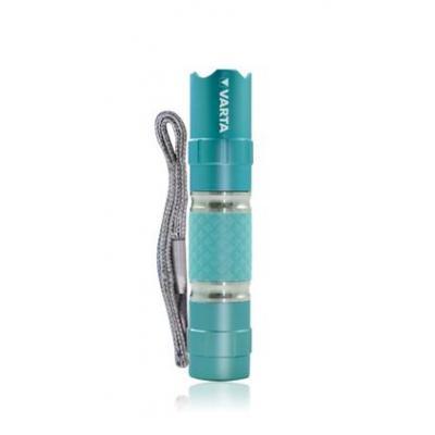 Varta zaklantaarn: LED Lipstick Light - Roze, Turkoois