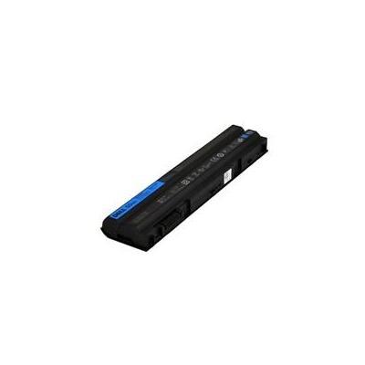 Dell batterij: Battery Primary 60WHR 6C  - Zwart