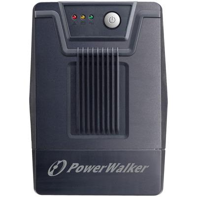PowerWalker Line-interactive, 2000VA, 1200W, 4 x Outlet, 2 x 12V/9Ah UPS - Zwart