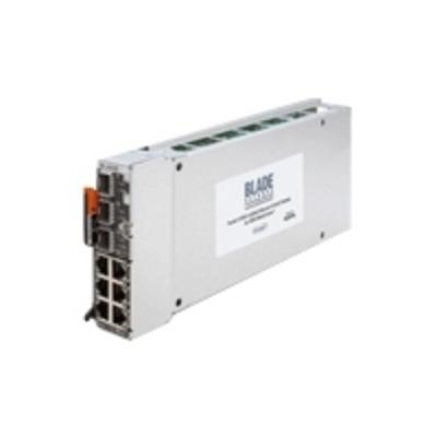IBM BNT 1/10Gb Uplink Ethernet Module Switch - Zilver